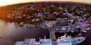 Maine Maritime Academy to work with maritime technology company SailPlan