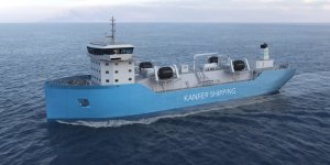 Norway-based Kanfer Shipping signs Letter of Intent with Taizhou Wuzhou