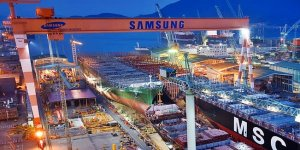 Samsung Heavy to build two large containerships for unnamed client