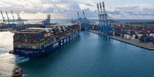 CMA CGM to operate newest terminal of Alexandria Port