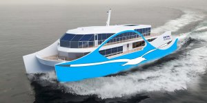 ABB to power South Korea's domestic zero-emission ferry