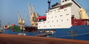 FESCO's icebreaker departed from Cape Town to Antartica