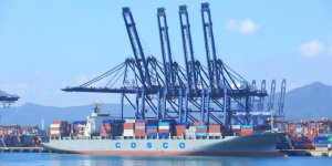 China's COSCO Shipping Ports takes stake in Red Sea Gateway Terminal