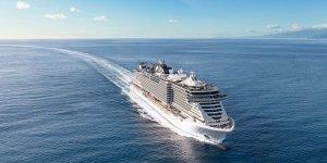 Chantiers De'l Atlantique delivers sistership of MSC Grandiosa