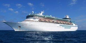 Royal Caribbean's former Majesty of the Seas arrives Piraeus
