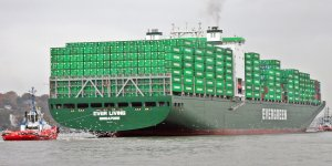 Taiwanese shipping major Evergreen places order order for twenty containerships