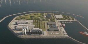 Denmark plans to build artificial island as clean energy hub
