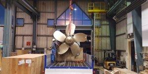 Bureau Veritas certifies new-generation 3D printed propeller