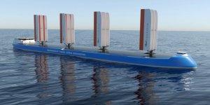 Windship Technology unveils 'Tesla of the Seas'
