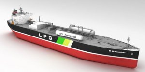 Japanese shipping company NYK orders LPG dual-fueled VLGCs