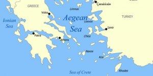 Magnitude 4 earthquake occurred off Aegean Sea