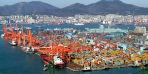 "Busan Port awarded with the title of ""Best Practice in Port Digitalization"""