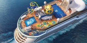 Two newbuilds to join fleet of Royal Caribbean in 2021