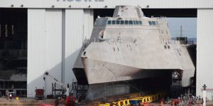 Craig Perciavalle resigned as president of Austal USA
