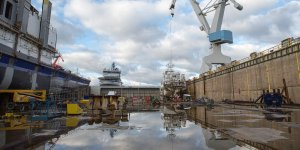 Rauma Shipyard shuts down production after 239 workers tested positive for COVID-19
