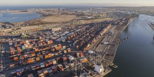 "Los Angeles Port launches new ""Control Tower"" data tool"