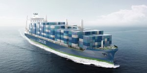 Deltamarin introduces new LNG-powered boxship design