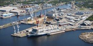 Rauma Marine Constructions of Finland restarts production