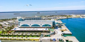 Port Canaveral becomes 1st LNG cruise port of North America