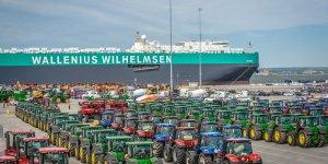 Wallenius Wilhelmsen begins reactivating nine of its vessels