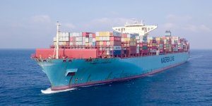 Maersk Eindhoven sails from APM Terminals Yokohama