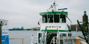 Swedish Electric Ferry arises with superfast charging