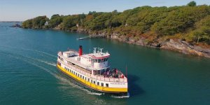 Casco Bay Lines to work with ABB for hybrid-electric power and propulsion solution