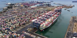 Long Beach Port completed its busiest February on record