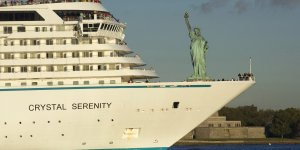 Crystal Serenity to start sailing in the Bahamas before August 2021