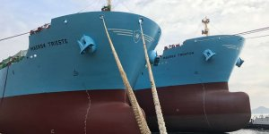 Maersk Product Tankers cut CO2 emissions by 30% by 2021