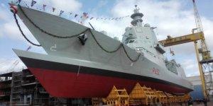 Italian Shipbuilder Fincantieri launches 3rd multipurpose offshore patrol ship