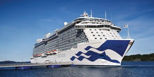 Princess Cruises extends its pause of operations