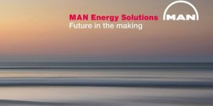 MAN Energy Solutions unveils its ME-GA Engine