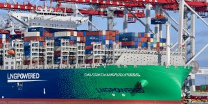 CMA CGM reduces overall emissions of its fleet by 4% in 2020