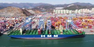 South Korean shipping company HMM welcomes HMM Nuri