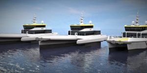 High Speed Transfers confirms order for 30 crew transfer vessel pair from BAR Technologies