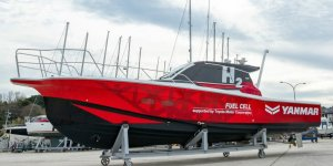 Yanmar Power Technology tests maritime hydrogen fuel cell system
