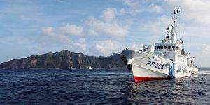 Chinese ships enter Japan's territorial waters off Senkaku Islands