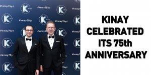 KINAY CELEBRATED ITS 75th ANNIVERSARY