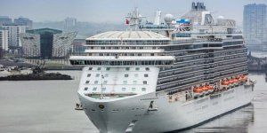 Cruise Ship Terminal Opens in Belfast Harbour