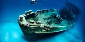 Sri Lanka Raised a World War II shipwreck and sank it again