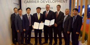 Samsung and ABS comes together to develop next generation LNG Carrier