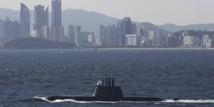 Daewoo signed contract with Korean Navy to build 3000-tons submarine