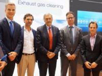 100th U-design Alfa Laval PureSOx scrubber will go to the Grimaldi Group