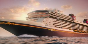 Disney Cruise Line Announces 3 New LNG Ships