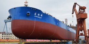The world's largest shipbuilder belongs to China now