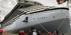 Virgin Voyages' new ship Scarlet Lady has completed sea trials