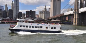 NY Waterway ferries back in service