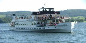 Windermere Lake Cruises Vessel Launched onto the waters in England