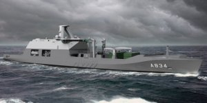 The Netherlands to build combat support ship